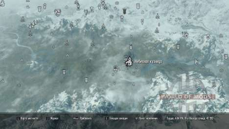 More map markers für Skyrim