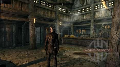 Öffnen Sie die Augen für die Nachtigall Reservie für Skyrim zweiten Screenshot