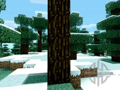 Time Shift-ungewöhnliche shader für Minecraft