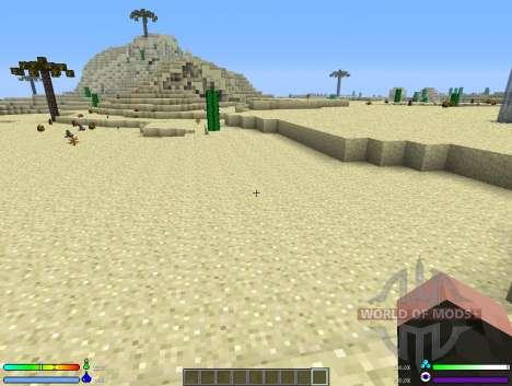 EnviroMine - hardcore pour Minecraft
