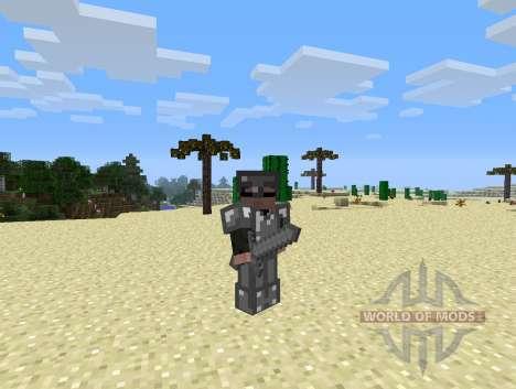SpiritOres - nouveau minerai pour Minecraft