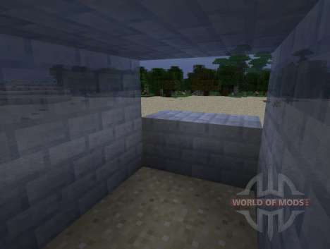 Ciseau Mod - nouveaux blocs pour Minecraft