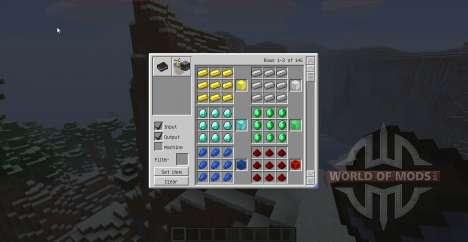 Handwerk-Handbuch zur kraftu für Minecraft