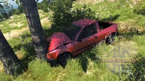 Ibishu Pickup für BeamNG Drive