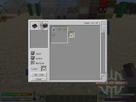 La croissance Tonique - nouvelle potion pour Minecraft