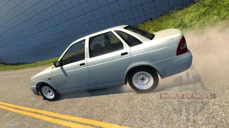 VAZ-2170 für BeamNG Drive
