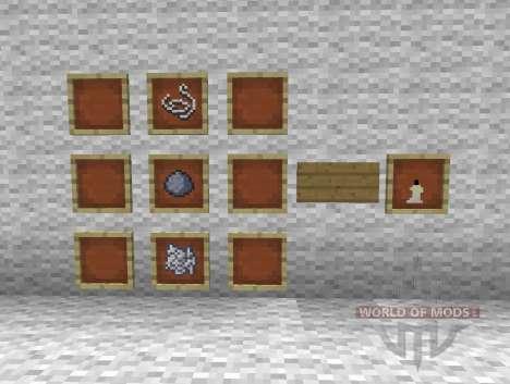 Bougies-bougies pour Minecraft