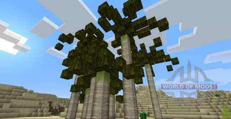 TooManyBiomes pour Minecraft