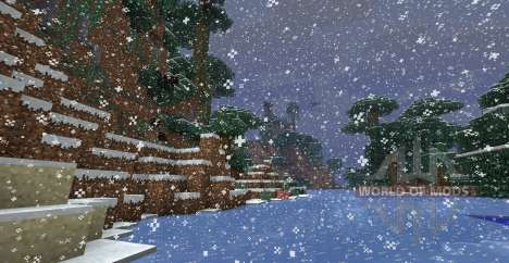 AllSnowMod pour Minecraft