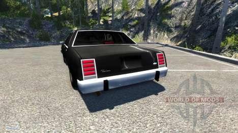 Ford LTD Crown Victoria für BeamNG Drive