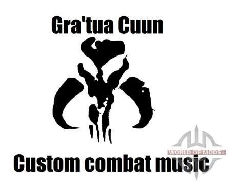 Gratua Cuun - neue Musik in der Schlacht für Skyrim
