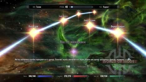 Rüstung Gelegt - Verkleidung für das vierte Skyrim-Screenshot