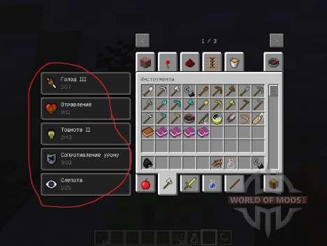 Divine-Shisha-Raucher für Minecraft