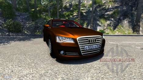 Audi A8 Sport pour BeamNG Drive