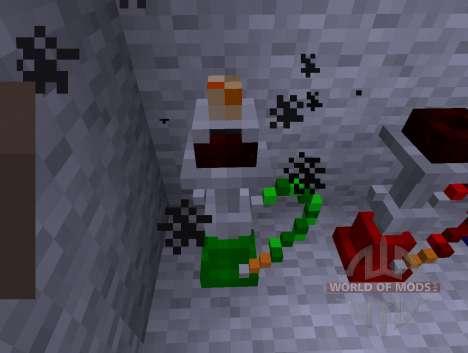 Fumeur de narguilé-divin pour Minecraft