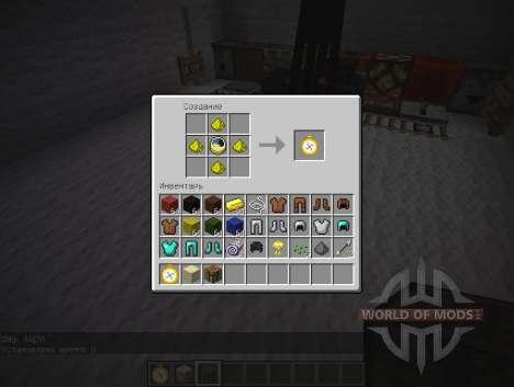 Time Stopper für Minecraft