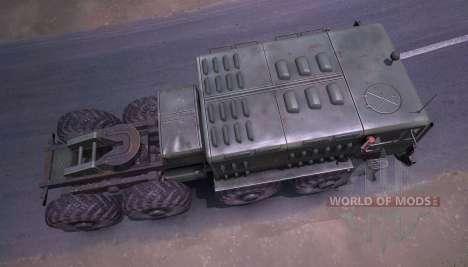 MAZ-535 für Spin Tires