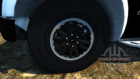 Ford F-150 SVT Raptor pour BeamNG Drive