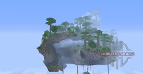Better World Generation pour Minecraft