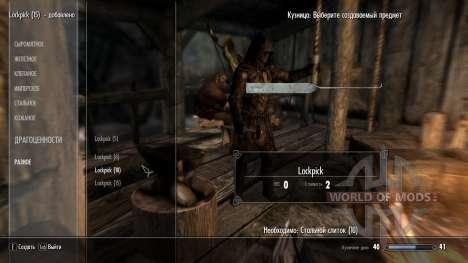 Kraft-picks für Skyrim