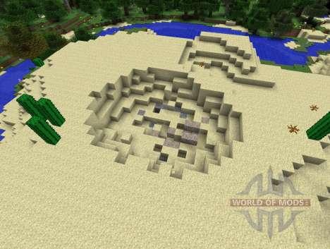 RemoteTNT - dynamite pour Minecraft