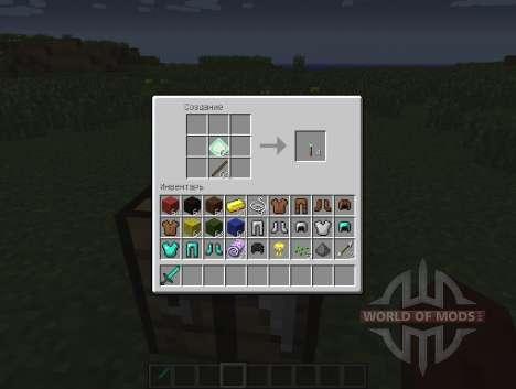 Floo mod pour Minecraft