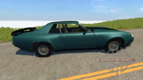 Jaguar XJ-S für BeamNG Drive