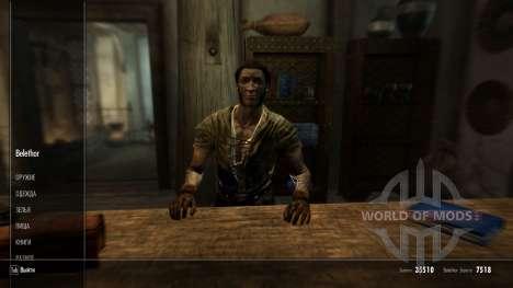 Weitere gold-Händler für Skyrim zweiten Screenshot