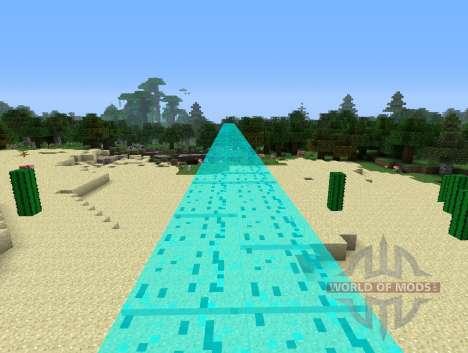 La lumière des Ponts Mod - longueur portes pour Minecraft