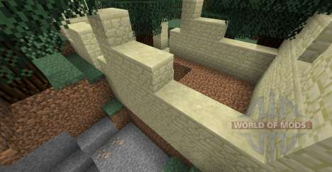 Doomlike Dungueons pour Minecraft