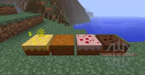 Gesunde Ernährung für Minecraft