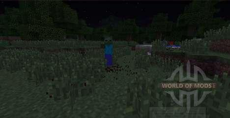 Mob Amputation pour Minecraft