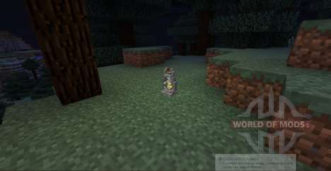 Lampe für Minecraft