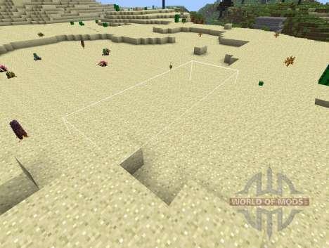 CopyWand - copie de la baguette pour Minecraft