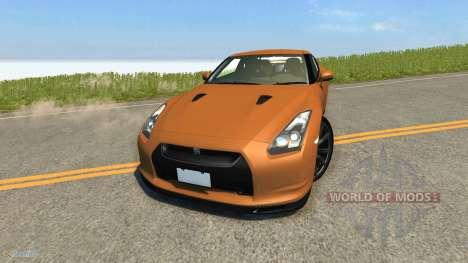 Nissan GT-R für BeamNG Drive