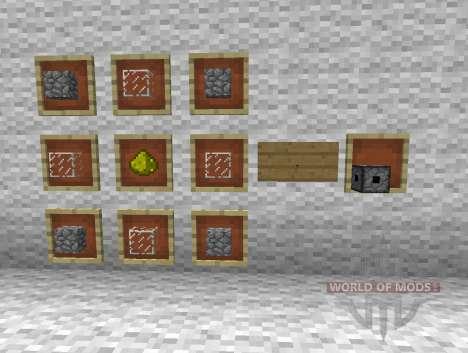 Laser Mod-Laser für Minecraft