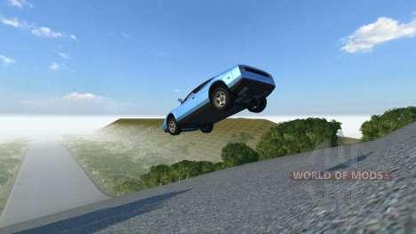 Lage Skyjump für BeamNG Drive