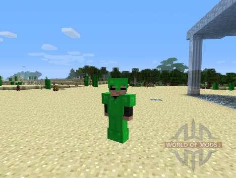 Plus d'Armor - nouvelles armures pour Minecraft