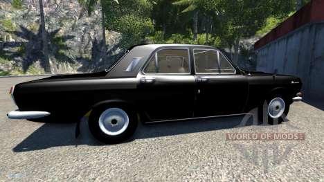 GAZ-24 Wolga für BeamNG Drive