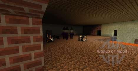 Doomlike Dungueons für Minecraft
