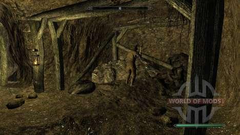 Reversusque mine für das vierte Skyrim-Screenshot