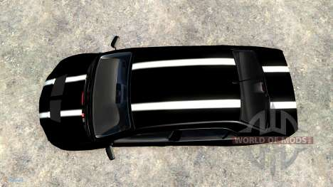 Mitsubishi Lancer Evolution VIII 2003 pour BeamNG Drive
