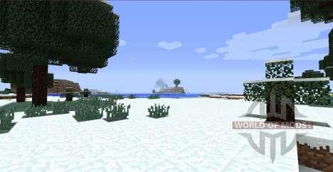 TooManyBiomes für Minecraft