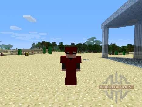 Mehr Rüstung - neue Rüstungen für Minecraft