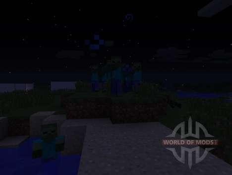 Sensibilisation-clever zombie Zombie pour Minecraft