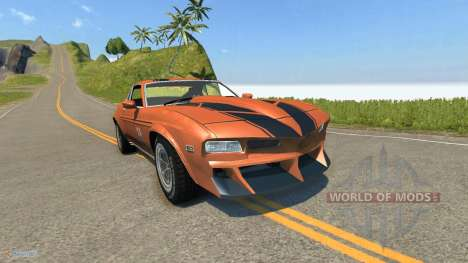 Speedevil pour BeamNG Drive