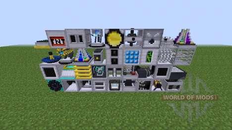 RotaryCraft-ein neues Wort in der Physik für Minecraft