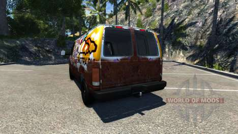 Gavril H-Series Smotra pour BeamNG Drive