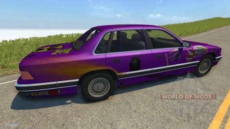 Gavril Grand Marshal paintjob für BeamNG Drive