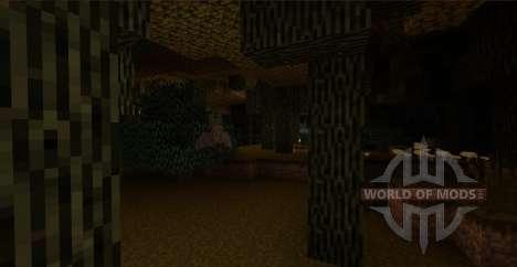 Bois de la pénombre pour Minecraft